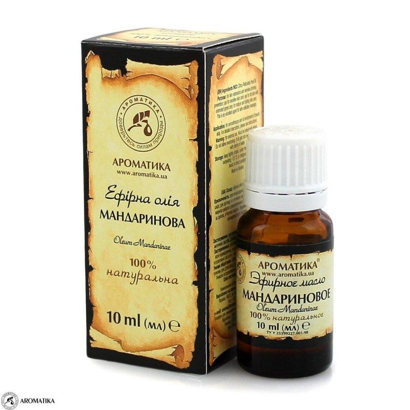 Olejek Mandarynkowy, 100% Naturalny, Aromatika, 10ml