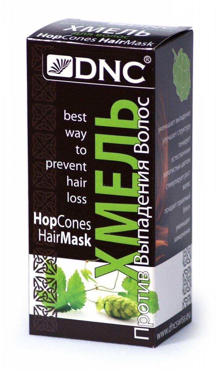Chmiel Maska przeciw Wypadaniu Włosów, DNC