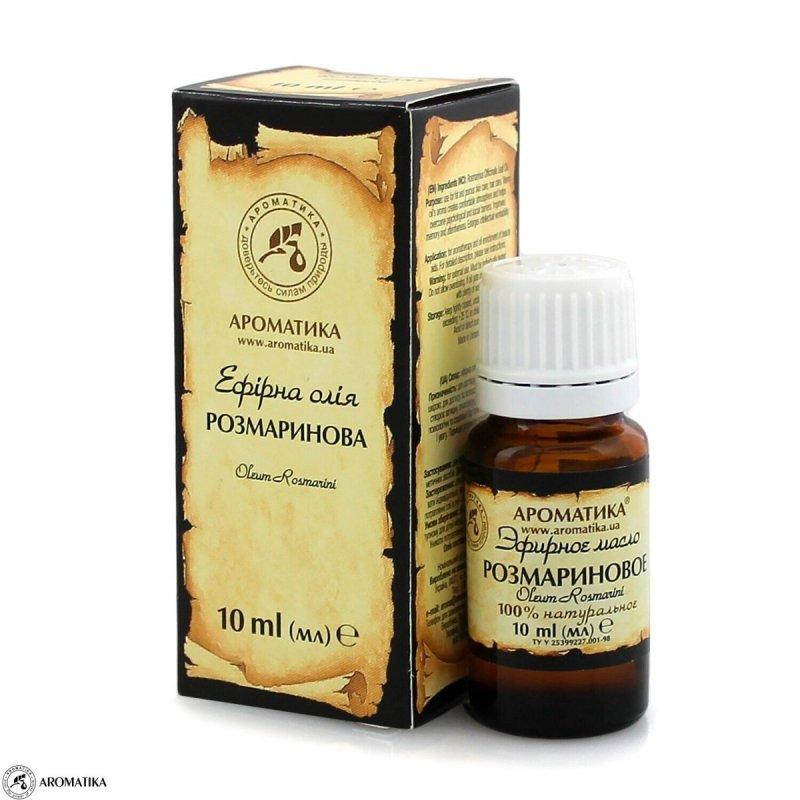 Olejek Rozmarynowy, Aromatika, 10ml
