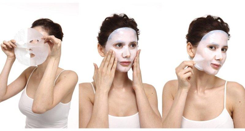 Maska Bio-Celulozowa Kolagenowa z Biozłotem i Masłem Shea, Aromatika