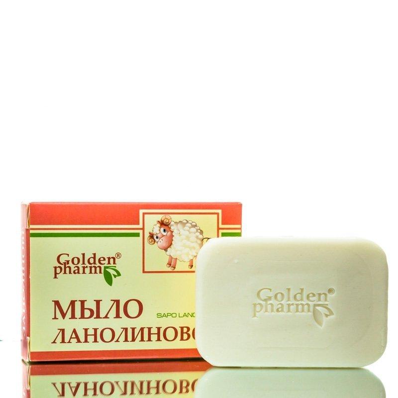 Mydło Lanolinowe, 70 g Golden farm
