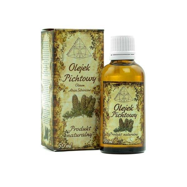 Olejek Pichtowy (Jodłowy), 100% Naturalny, 50ml