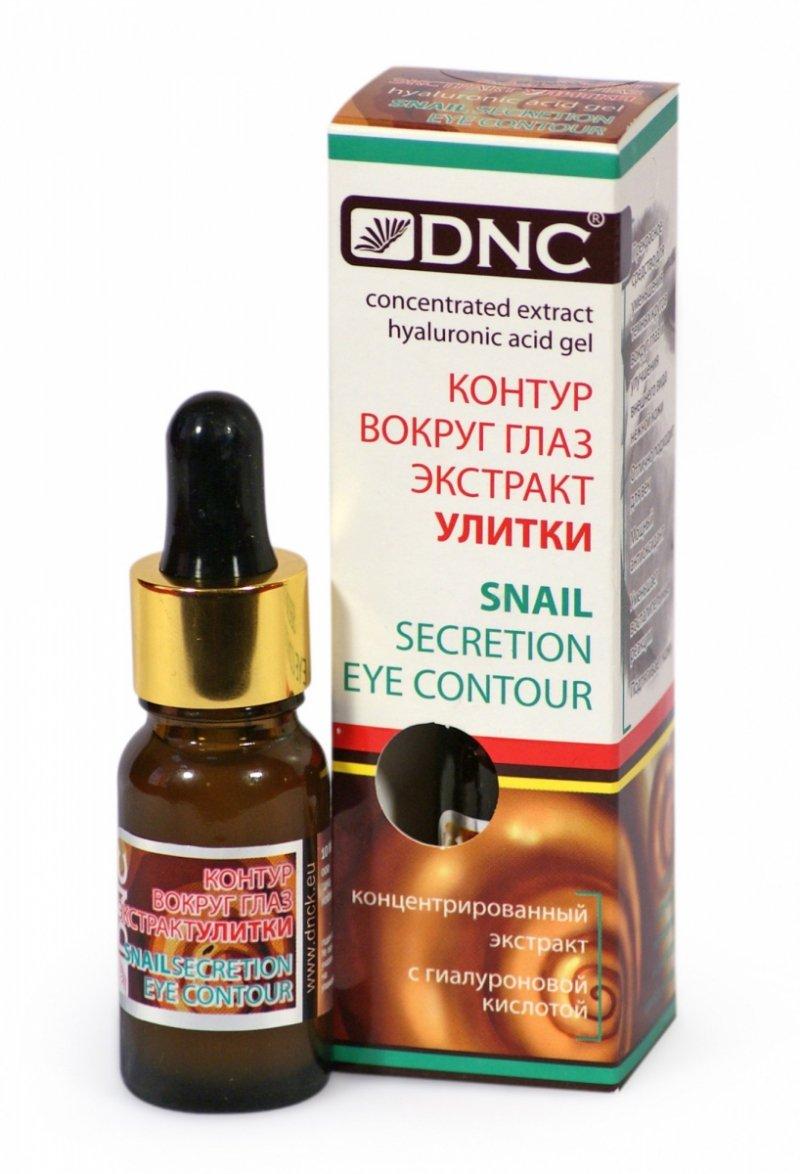 Ekstrakt do Konturu Oczu ze Śluzem Ślimaka DNC, 10 ml
