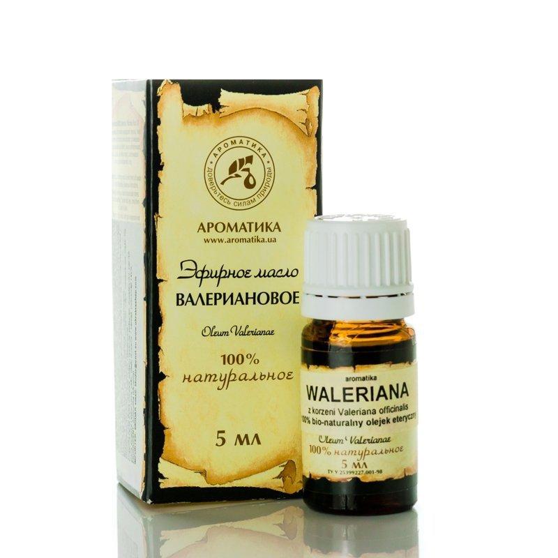 Olejek Walerianowy, 100% Naturalny, Aromatika