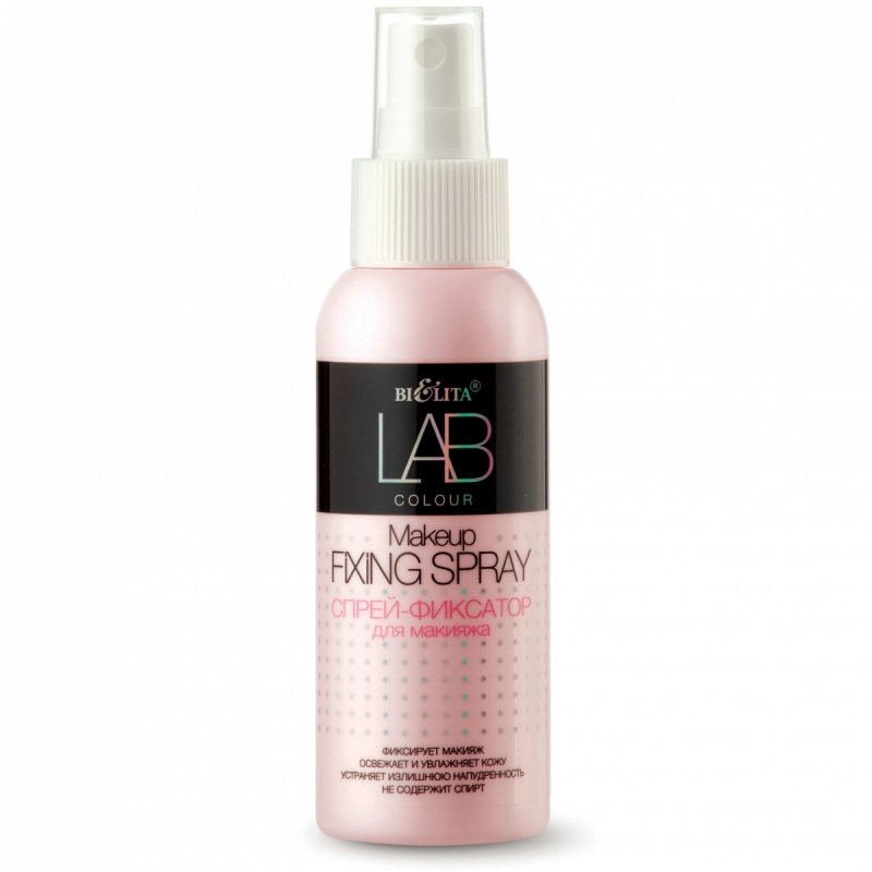 Spray Utrwalający Makijaż, LAB Colour, Belita, 100ml