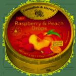 Landrynki Cavendish&Harvey Raspberry & Peach 175g