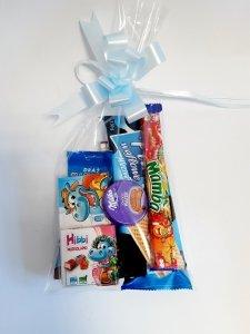 Paczka słodyczy prezent dla dzieci
