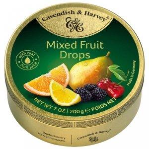 Landrynki Cavendish & Harvey Mixed Fruit owocowe 200g