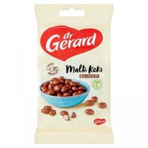 dr Gerard Malti Keks Herbatniki w czekoladzie mlecznej 75 g