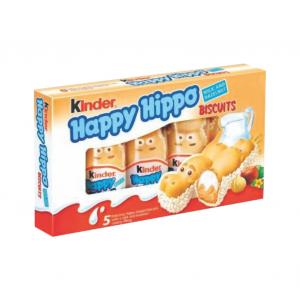 Ferrero Kinder Happy Hippo orzechowe (5x20,7g) 103g