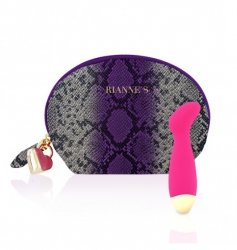 Rianne S Essentials Boa Mini G Pink