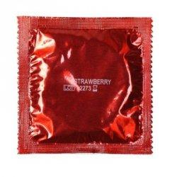 Prezerwatywy-Amor STRAWBERRY 50pcs