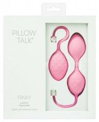 Kulki gejszy Pillow Talk Frisky różowy