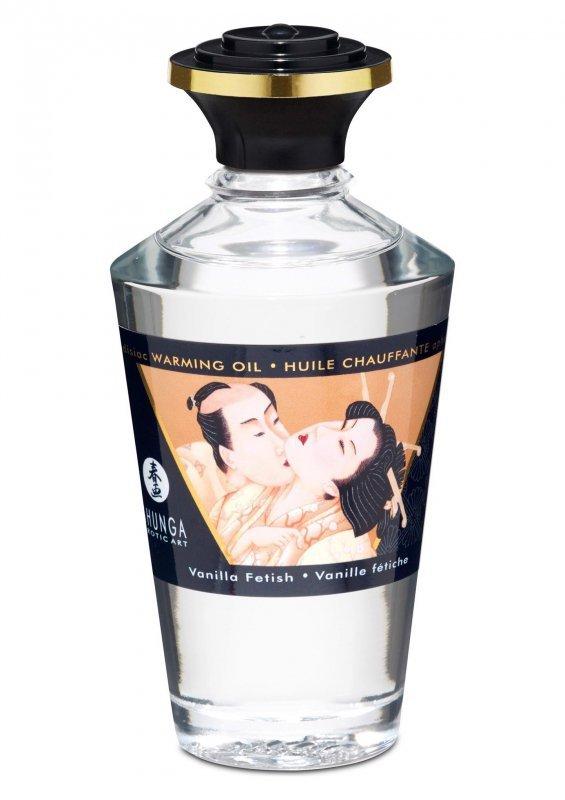Olejek-WARMING OIL VANILLA FETISH 100 ML