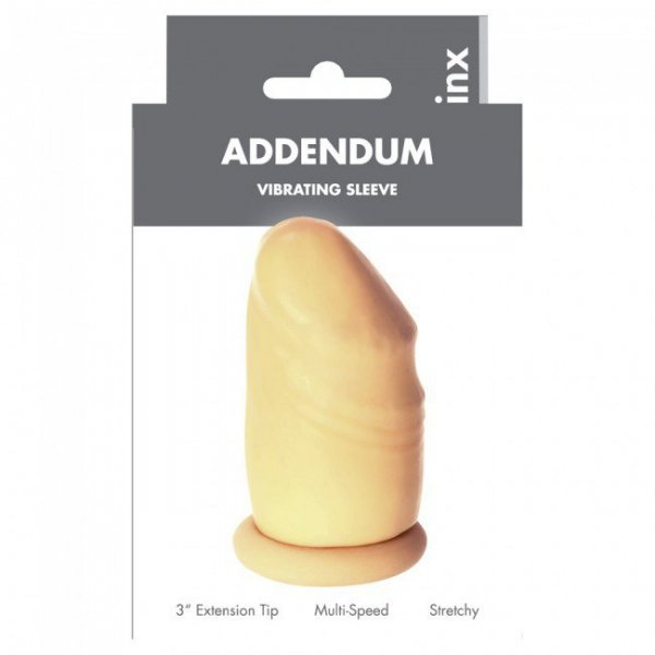 Stymulator-Addendum Vibrating Sheath Linx