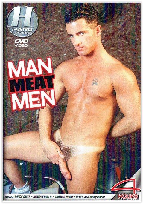 DVD-Man Meat Men