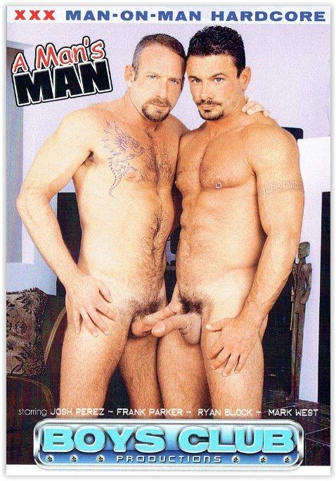 """DVD-A Man""""""""s Man"""