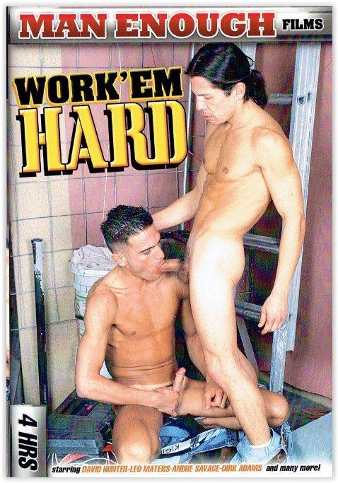 "DVD-Work """"Em Hard"