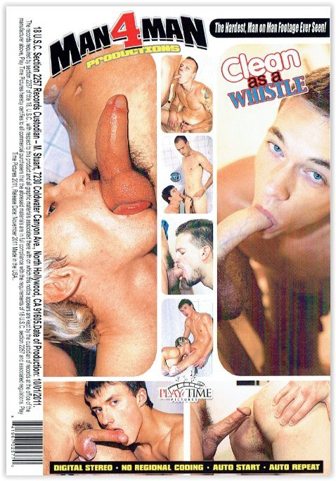 DVD-Clean As A Whistle