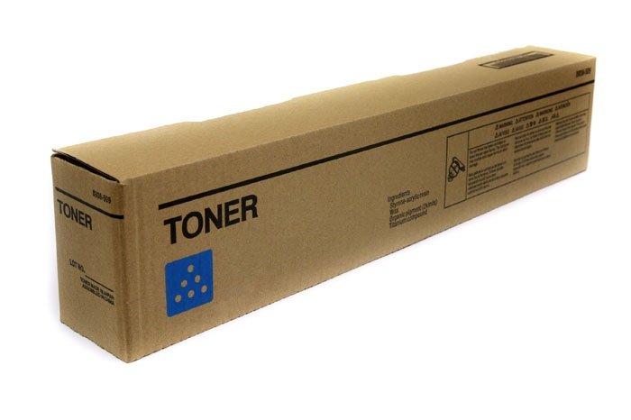 Toner Clear Box Cyan Konica Minolta Bizhub C224, C227, C287  zamiennik TN321C (A33K450), TN221C (A8K3450)