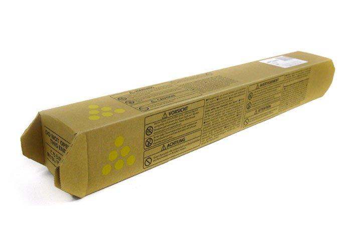 Toner Clear Box Yellow Ricoh AF MPC4502Y zamiennik (841756, 841686) TYPE 5502E