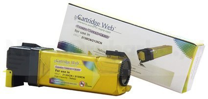 Toner Cartridge Web Yellow  Dell 2150 zamiennik 593-11037