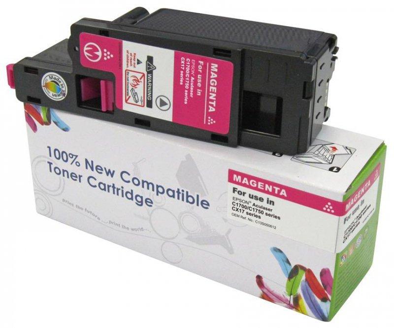 Toner Cartridge Web Magenta EPSON C1700 zamiennik C13S050612