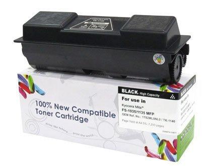 Toner Cartridge Web Czarny Kyocera TK1140 zamiennik TK-1140