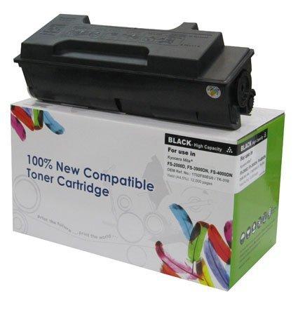 Toner Cartridge Web Czarny Kyocera TK310/ TK312 zamiennik TK-310