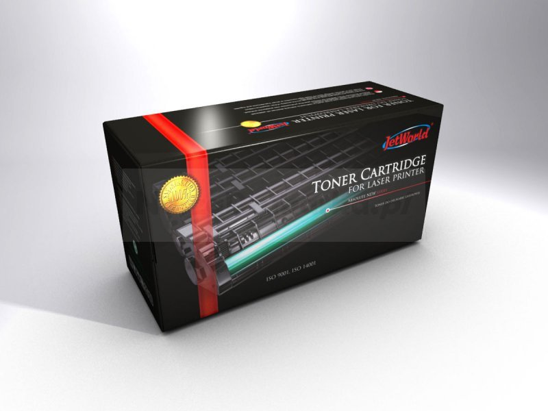 Toner JetWorld Cyan Intec CP2020 zamiennik 43837123