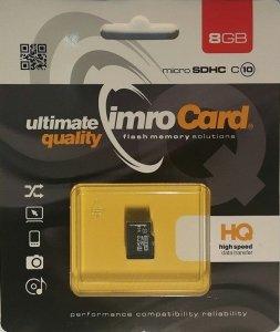 Karta pamięci IMRO 10/8G (8GB; Class 10; Karta pamięci)