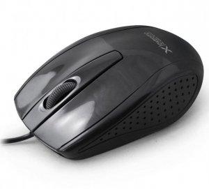 Mysz EXTREME XM110K (optyczna; 1000 DPI; kolor czarny)