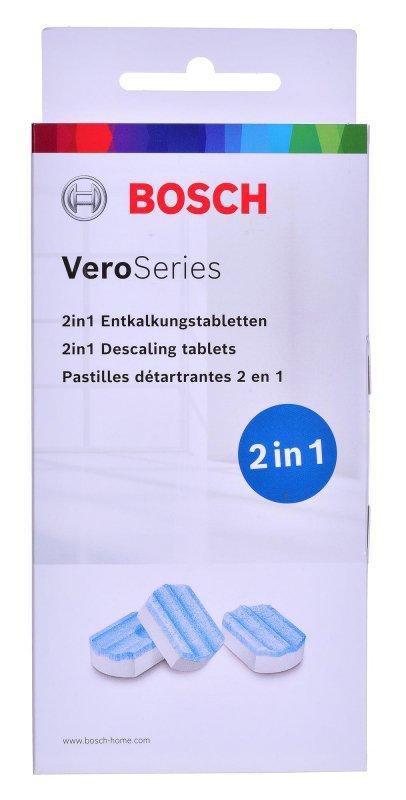 Tabletki do odkamieniania BOSCH TCZ 8002A