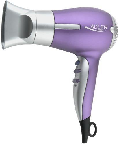 Suszarka do włosów Adler AD 2218 (1500W; kolor fioletowy)