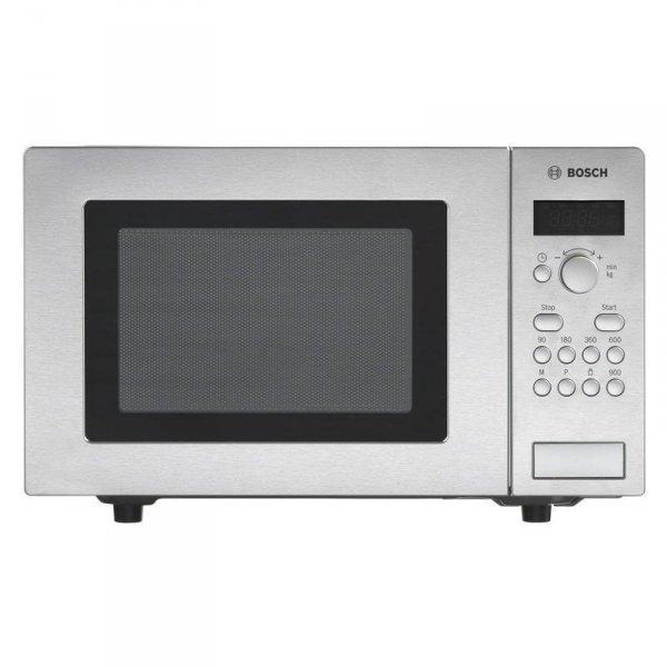 Kuchenka mikrofalowa BOSCH HMT 84M451 (900W; 25l; kolor srebrny)