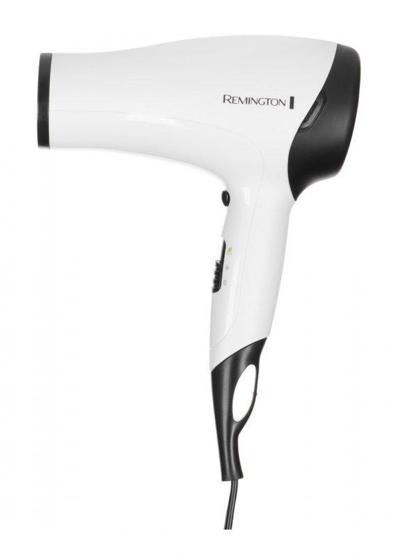Suszarka do włosów REMINGTON (2000W; kolor biały)