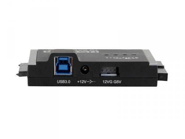 Adapter Media tech MT5100 (kolor czarny)