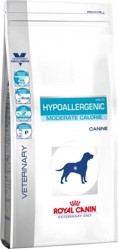 Karma Royal Canin Dog Hypoallergenic Moderate Energy (14 kg )