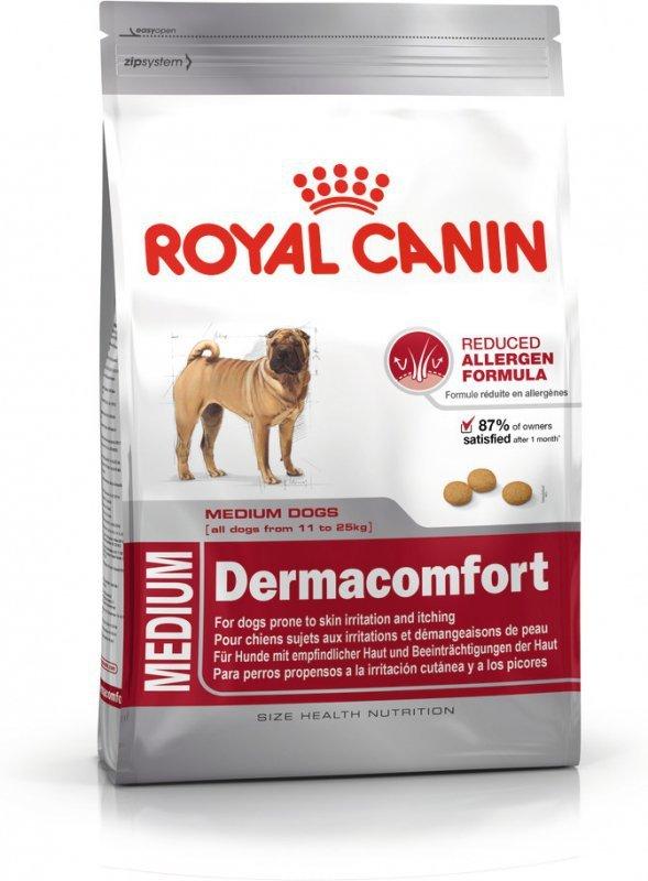 Karma Royal Canin SHN Medium Dermacomfort (3 kg )