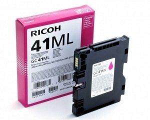 Ricoh Gel cart GC-41ML 405767 Magenta 600s