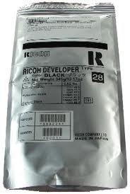 Ricoh Developer T28 B1219645 Black B1219640  345g