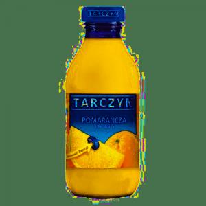 Sok TARCZYN pomarańczowy 0,3l butelka szkło