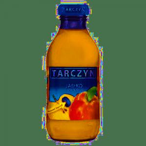Sok TARCZYN jabłkowy 0,3l butelka szkło