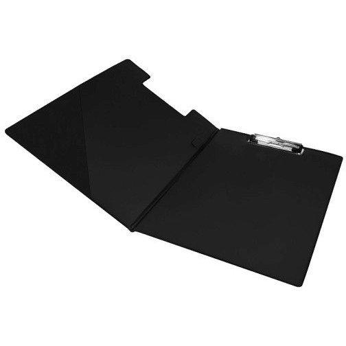 Teczka z klipem NATUNA A4 czarna