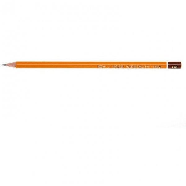 Ołówek grafitowy 1500-HB (12szt.) KOH I NOOR