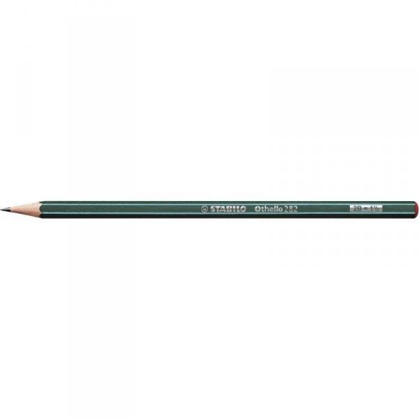 Ołówek drewniany STABILO Othello 282 4B