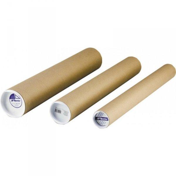 Tuba kartonowa długość 63.5cm szerokość 8cm 50017 LENIAR