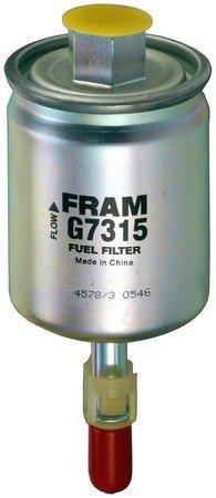 Filtr paliwa G7315 Savana 2003 4.8 L. 5.3 L. 6.0 L. 2005 6.0 L.