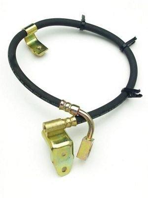 Przewód hamulcowy elastyczny ( Weżyk ) lewy tył do bębnów   NEON 95-99 5273671