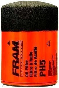 Filtr oleju PH5 G2500 1987-1993 6.2 Diesel